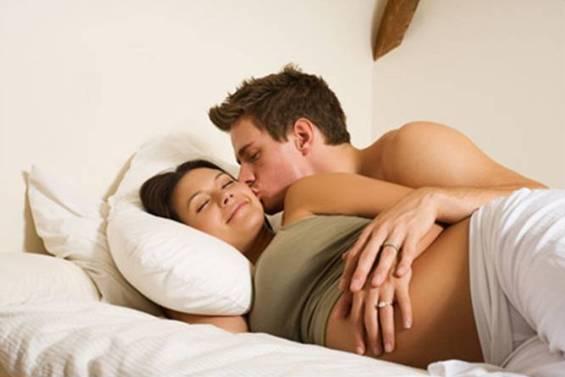 seks vo vremya beremennosti