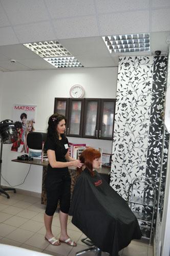 Вы просматриваете изображения у материала: D'Ali (Дали) парикмахерский салон
