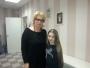 Уфимская школьница прошла кастинг в мастерскую Лины Арифулиной