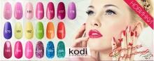 206 оттенков гель-лака Kodi Professional только в Nail Expert